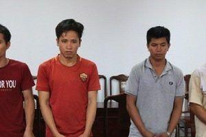Tóm gọn băng nhóm chuyên cắt trộm cáp viễn thông khắp đất Huế