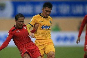 TP HCM chia điểm với Thanh Hóa trong một trận đấu nhạt nhòa