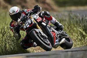 Ducati Streetfighter V4 bản nguyên mẫu ra mắt, đối đấu MV Agusta Brutale 1000 Oro Serie