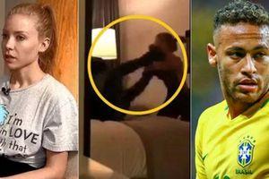 Thoát án hiếp dâm, Neymar vẫn bị 'xử' vì tấn công phụ nữ