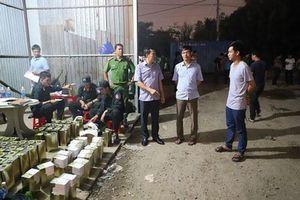 Phá đường dây xăng giả, công an Đắk Nông nhận thư khen của Bộ trưởng Tô Lâm