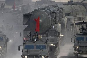 Tăng cường sức mạnh, Moscow có đơn vị tên lửa chiến lược mới