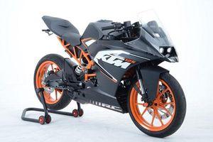 Cận cảnh sport bike 124,7cc, giá hơn 130 triệu đồng