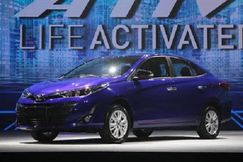 Phân khúc xe hạng B tháng 5: Toyota Vios giữ ngôi vương