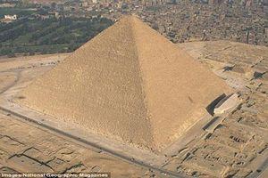 Vì sao Giza được 'chọn mặt gửi vàng' xây kim tự tháp?