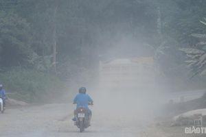 Sơn La: Dân khổ vì công trường dự án Thủy lợi Nà Sản gây ô nhiễm
