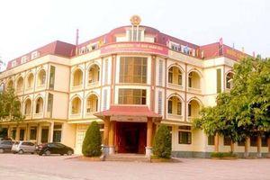 Cán bộ UBND huyện ở Thái Bình tử vong bất thường tại phòng làm việc