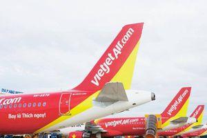 Vietjet nói gì việc máy bay chậm chuyến liên tục?
