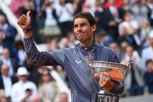 Nadal phiên bản mới, vị vua thay đổi để trị vì