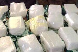 Bắt 4 đối tượng vận chuyển lượng lớn ma túy từ Campuchia về Việt Nam