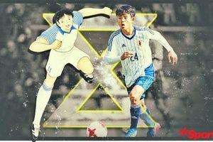 'Messi Nhật' vừa được Real chiêu mộ: Đi trên con đường để trở thành Tsubasa