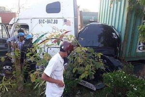 Tài xế container gây tai nạn thương tâm khiến 5 người tử vong ở Tây Ninh khai do buồn ngủ nên không làm chủ được tay lái