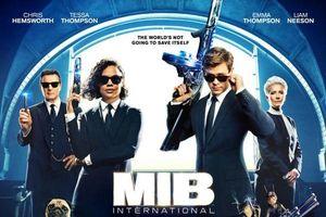 'MIB Men in Black: International' - Bom tấn giải trí đúng nghĩa