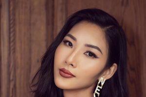 Nối bước H'Hen Niê, Hoàng Thùy liên tục 'công phá' bảng xếp hạng của chuyên trang sắc đẹp quốc tế ở Miss Universe 2019