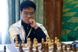 Lê Quang Liêm lần đầu lên ngôi vô địch giải cờ vua Châu Á