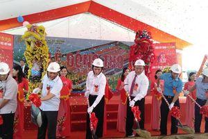 Thanh Hóa: Khởi công xây dựng nhà máy giầy xuất khẩu