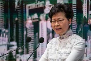 Hong Kong bất ngờ tuyên bố dừng vô thời hạn dự luật dẫn độ