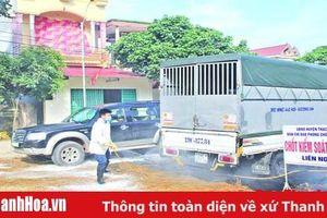 Phòng, chống bệnh dịch tả lợn châu Phi: Những khó khăn từ cơ sở