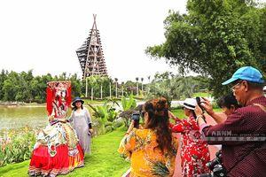 Dịp nghỉ lễ Tết Đoan ngọ, Quảng Tây đón 9,4 triệu lượt khách du lịch