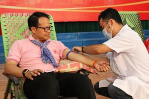 Chia sẻ thú vị của người đàn ông Thái Lan với 48 lần hiến máu cứu người