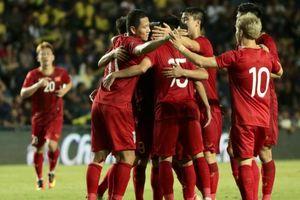 Bảng xếp hạng FIFA tháng 6: Việt Nam vươn lên thứ hạng cao nhất trong lịch sử