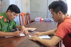 Nhóm đối tượngtừ Kon Tum ra Huế trộm cáp viễn thông