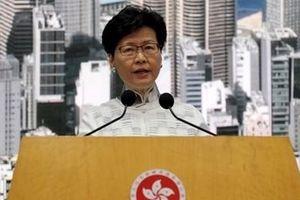 Chính quyền Hong Kong đình chỉ dự luật dẫn độ trước sức ép dư luận
