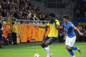 Tranh HCĐ U20 World Cup 2019: Italia thất bại cay đắng trước Ecuador