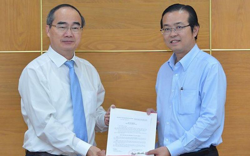 TP.HCM bổ nhiệm nhân sự mới tại một số sở ngành