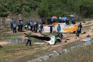 Đề nghị truy thăng quân hàm cho hai phi công hy sinh tại Khánh Hòa