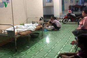 Án mạng do ghen tuông ở Bình Thuận