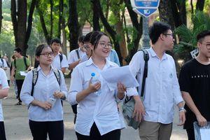 Điểm chuẩn vào lớp 10 chuyên THPT Chu Văn An, Hà Nội