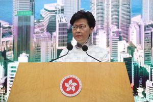 Hong Kong hoãn thông qua dự luật dẫn độ gây tranh cãi