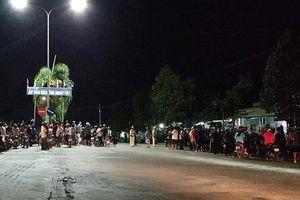 Thiếu úy biên phòng bắn 3 người ở Long An vừa thiệt mạng