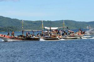 Bắc Kinh phủ nhận tàu cá Trung Quốc đâm tàu Phillippines rồi bỏ chạy