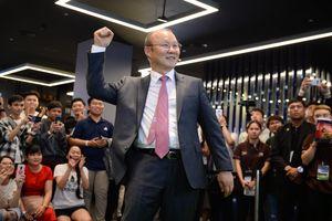 HLV Park Hang-seo: 'Mục tiêu của Việt Nam là vô địch SEA Games 2019'