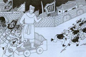 Người nước Nam làm quan ở Trung Quốc xưa
