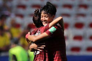 Tuyển Thái Lan thua đậm trận thứ 2 ở World Cup nữ 2019