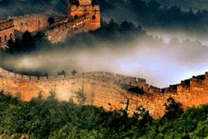 Bí mật về Vạn Lý Trường Thành - bức tường phòng thủ lớn nhất Trung Quốc