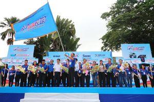 20.000 lượt sinh viên tình nguyện trong chương trình 'Tiếp sức mùa thi' 2019 tại TP.HCM