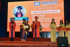 Trường ĐH Sư phạm TP.HCM: 1.863 sinh viên tốt nghiệp