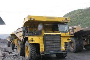 Một công nhân Cty than Hà Tu tử vong do bị bánh xe tải chèn qua