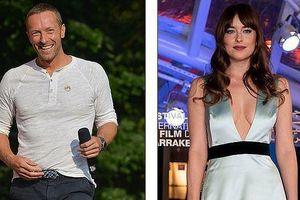 Hé lộ lý do nữ diễn viên phim 50 sắc thái và Chris Martin chia tay
