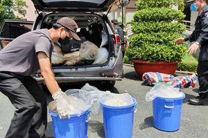 Bộ Công an tiếp tục phá đường dây ma túy xuyên quốc gia