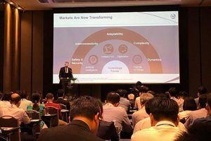 Công ty hàng đầu của Đức về an toàn công nghiệp khai thác thị trường Việt Nam