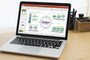 Làm thế nào để giảm dung lượng file PowerPoint?
