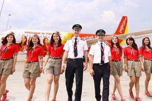 Vietjet Air lý giải việc một số chuyến bay bị delay