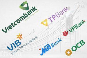 Ngân hàng tăng tốc nâng chuẩn