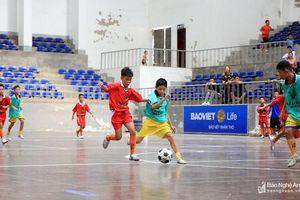 NĐ Tân Kỳ đại thắng, đối đầu NĐ Quỳ Hợp ở trận chung kết
