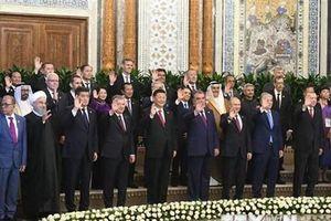 CICA phản đối can thiệp công việc nội bộ của các quốc gia